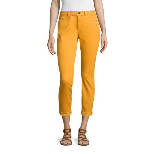 a.n.a Skinny Denim Ankle Crop Jeans