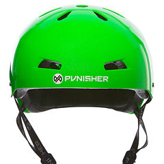 PUNISHER® Skateboards Skateboard/BMX Helmet