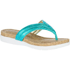 Hush Puppies Lizzy Womens Flip Flop Sandals