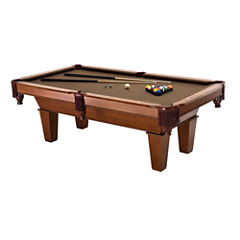 Fat Cat 7 Ft Frisco Billiard Table with Play PKG