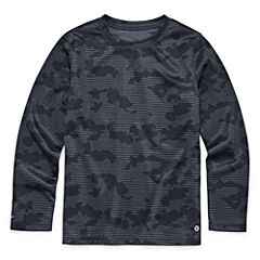 Xersion Long Sleeve Thermal Top - Big Kid Boys