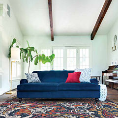 Room Envy Calendra Koi Hand Tufted Rectangular Rugs