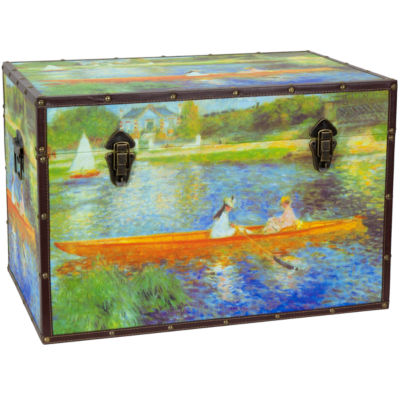 Oriental Furniture Paris Storage Storage Trunk