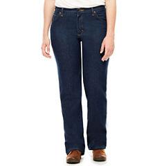 Red Kap® Womens Straight-Leg Jeans - Tall