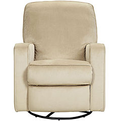 Sutton Swivel Glider Recliner - Stella Straw