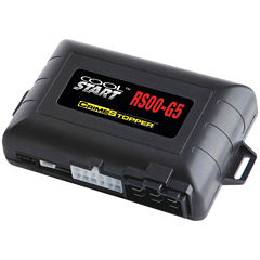 CrimeStopper Security Products RS-00G5 Cool StartAdd-on Remote-Start Module for OEM Systems
