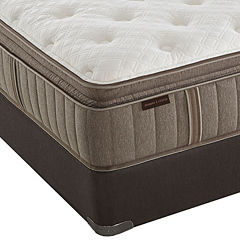 Stearns and Foster® Ella Grace Luxury Plush EPT - Mattress + Box Spring