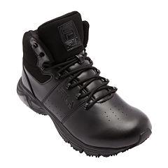 Fila® Memory Breach Mens Slip-Resistant Work Boots