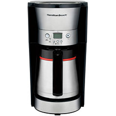 Hamilton Beach® Programmable Thermal Coffee Maker