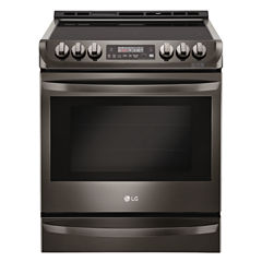 LG 6.3 cu. ft. Capacity Electric Slide-In Range with ProBake Convection™