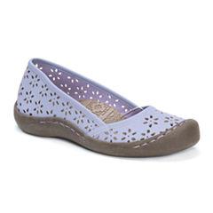 Muk Luks Sandy Womens Slip-On Shoes