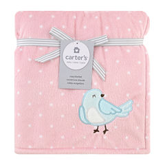 Carter's® Embroidered Blanket