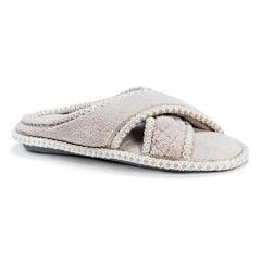 Muk Luks Ada Slip-On Slippers