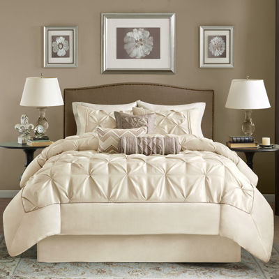 tufted comforter set - California King Bedding Sets
