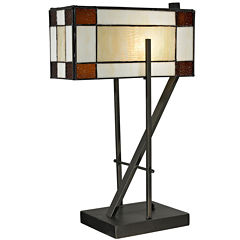 Dale Tiffany™ Diamond Hill Table Lamp