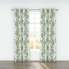 Colorfly™ Bella 2-Pack Grommet-Top Curtain Panels