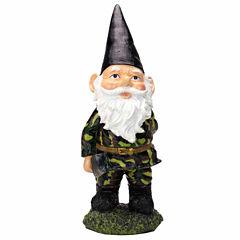 Camouflage Gnome