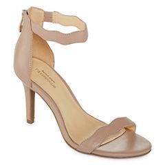 Liz Claiborne Halen Leather Womens Dress Shoe
