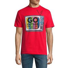 TV Friends Short-Sleeve Graphic T-Shirt