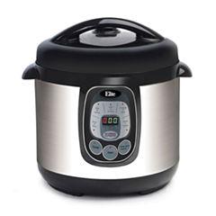 Elite Platinum EPC-807 8-Quart Digital Pressure Cooker with Non-Stick Pot
