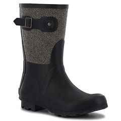 Chooka Fashion Classic Womens Waterproof Rain Boots