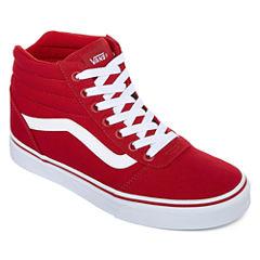 Vans Ward Hi Womens Sneakers