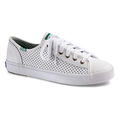 Keds® Kickstart Leather Sneaker Shoes
