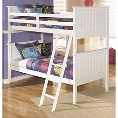 Signature Design by Ashley® Twin Lulu Bunk Bed