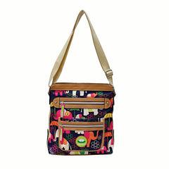 Lily Bloom Bella Crossbody Bag