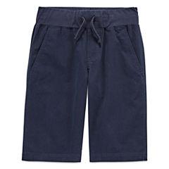 Izod Exclusive Pull-On Shorts Big Kid Boys