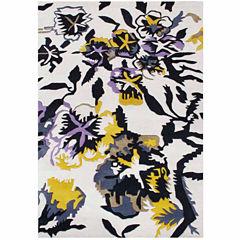 Alliyah Rugs Handmade New Zealand Hand Tufted Rectangular Rugs