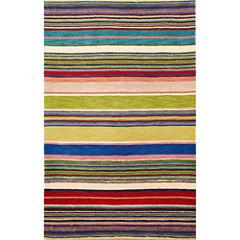Liora Manne Inca Stripes Hand Tufted Rectangular Rugs