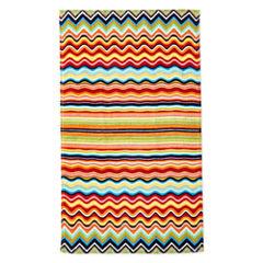 Fiesta® Zig Zag Kitchen Towel