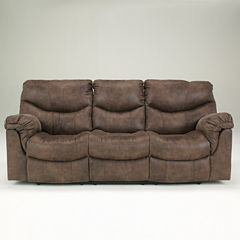 Signature Design by Ashley® Holton Reclining Sofa