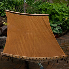 11-Foot Nylon Mesh Hammock