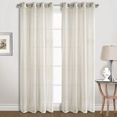 United Curtain Co. 2-Pack Grommet-Top Curtain Panels