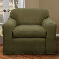 Maytex Smart CoverR Reeves Stretch 2 Pc Chair Slipcover