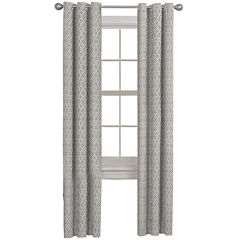 Metronorm Blackout Grommet-Top 2-Pack Curtain Panels