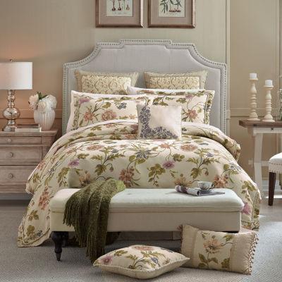 croscill classics daphne 4pc floral comforter set