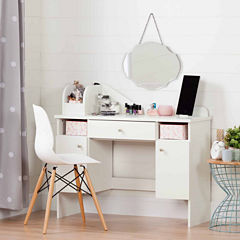 South Shore Vito Makeup Vanity