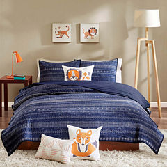 INK+IVY Kids Oliver Coverlet Set