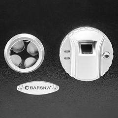 Barska® Biometric Wall Safe