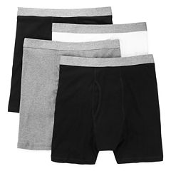 Stafford® 4-pk. Boxer Briefs + Bonus Pair
