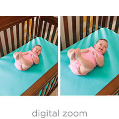 Summer Infant Panorama Digital Color Video Expandable Baby Monitor