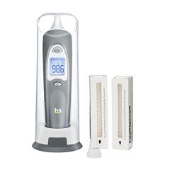 Healthsmart Standard Instant Read Infrared DigitalEar Thermometer