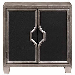 Home Meridian Glam Chest Storage Chest