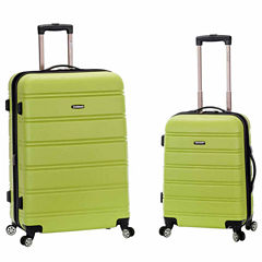 Rockland Melbourne 2-pc. Hardside Spinner Luggage Set