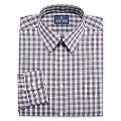 Stafford Travel Performance Super Shirt Long Sleeve Dress Shirt Big & Tall