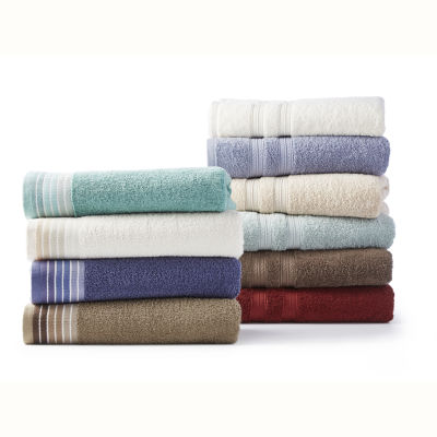 home expressions bath towel collection