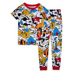 Disney 2-pc. Mickey and Friends Pajama Set Boys